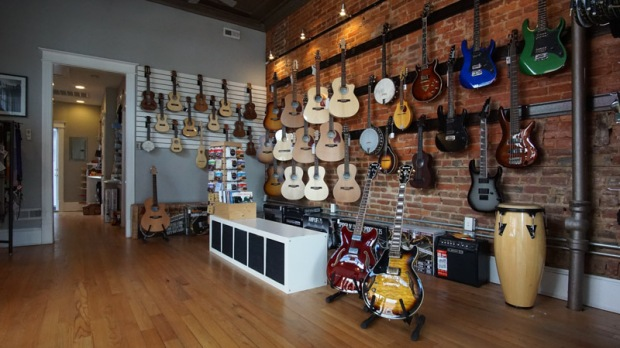music stores near me